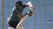 Live Cricket Score India vs West Indies 2013 Sachin Tendulkar's 200th Test at Mumbai: Day 1
