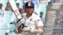 India vs West Indies 2013 Live Cricket Score, 2nd Test, Day 1 at Mumbai: Sachin Tendulkar batting on 38 at stumps