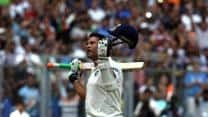 Sachin Tendulkar dismissed for 74; India 282/3 at lunch on Day Two of 2nd Test against West Indies