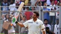 Live Cricket Score India vs West Indies 2013 Sachin Tendulkar's 200th Test at Mumbai: Day 3