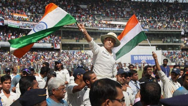 Sachin Tendulkar retirement: British media gives collective round of applause to Little Master