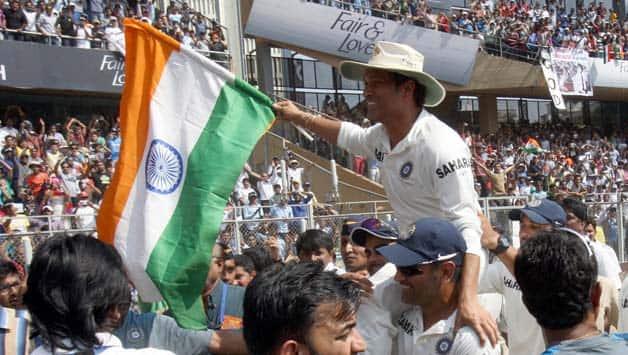 Sachin Tendulkar an inspirational figure, deserves Bharat Ratna: BCCI