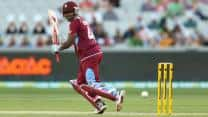India vs West Indies 1st ODI: Shami, Jadeja strike as West Indies stuggle at 187/7