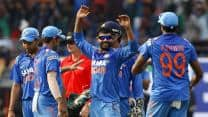 India vs West Indies 2013 stats review: 1st ODI at Kochi