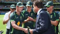Ashes 2013-14: Watching George Bailey receive Baggy Green gave me goosebumps, says Dean Jones