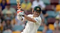Australia vs England Ashes 2013-14 1st Test, Day 3: Australia lose Chris Rogers, Shane Watson early; Score 94/2