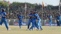 Afghanistan beat Nepal by 9 wickets to storm into quarter-finals of ICC World T20 qualifiers