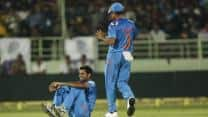 India vs West Indies 2nd ODI: MS Dhoni blames heavy dew for loss