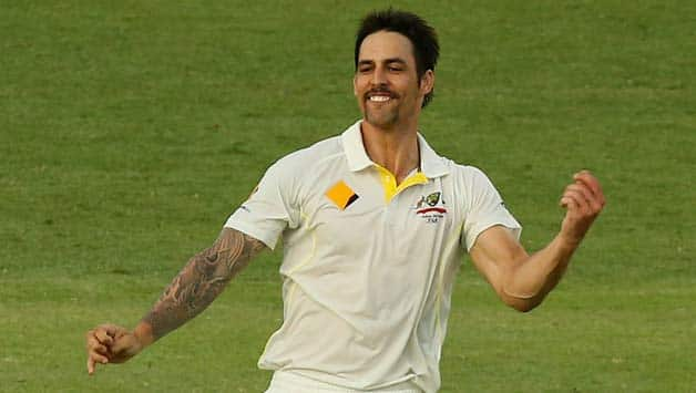 Ashes 2013-14: Mitchell Johnson vows to continue with short-pitched bowling