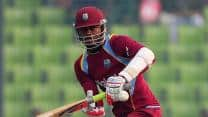 India vs West Indies 3rd ODI at Kanpur: Marlon Samuels struggles against pacers; score 80/1 in 18 overs