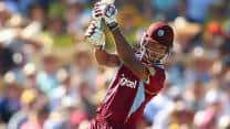 India vs West Indies 3rd ODI at Kanpur: Suresh Raina gets Kieran Powell for 70; score 138 for 2