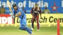 India vs West Indies 3rd ODI at Kanpur: Rohit Sharma out for four