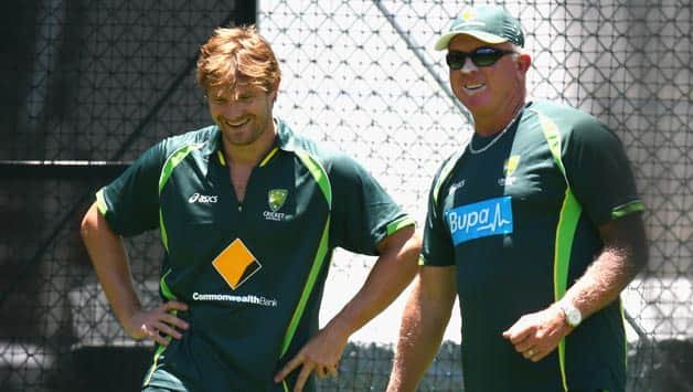Craig McDermott urged Australia pacers to bounce out England tail-enders like the West Indies of the old
