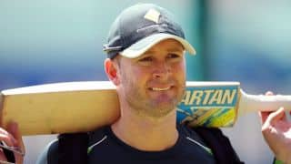 Marsh: Clarke's stepping down as selector was key