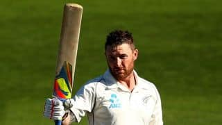 McCullum claims he is not superstitious