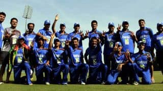 Afghanistan beat Sri Lanka by 5 wickets to finish 7th