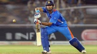 Yuvraj Singh's 136 helps Punjab gain huge lead