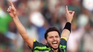 Ex-players call for Afridi to replace Hafeez as captain