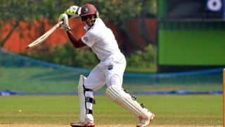 Chanderpaul moves to 3rd in Test rankings