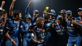 SL squad departs for tour of NZ