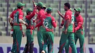 Bangladesh vs Zimbabwe, 5th ODI at Dhaka