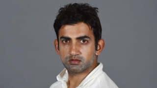 Gambhir wants shift in venue for next Ranji game