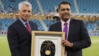 Waqar Younis inducted into ICC Cricket Hall of Fame
