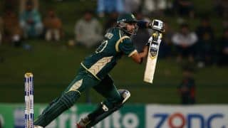 Afridi among players summoned for shooting commercial