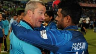Paul Farbrace appointed England's assistant coach