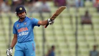 'Rohit Sharma gave a fantastic account of himself'