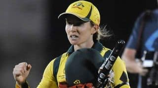 Jodie Fields is delighted at T20 series win