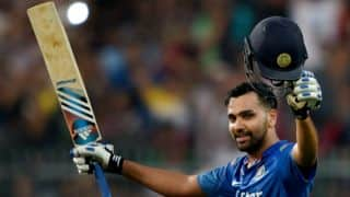 Rohit mulls over scoring a triple hundred