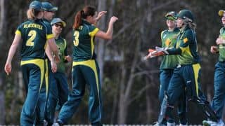 Australia women beat West Indies by 3 wickets