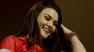 Preity refutes reports of selling her stake in KXIP