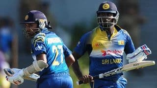 Jayawardene, Mathews stopped from inspecting pitch