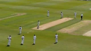 Trent Bridge given official warning: justice served