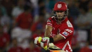 Maxwell talks about batting in T20 cricket