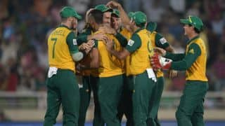 South Africa eying No.1 spot