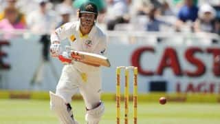Australia finish at 27/0 at stumps; lead by 234