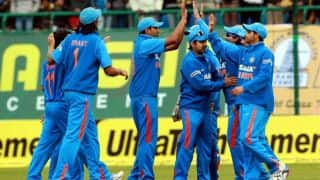 Dharamsala gets ready for its 2nd ODI