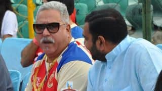 Vijay Mallya hailed by AB de Villiers as RCB's