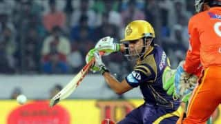 KKR vs Lahore almost like Ind-Pak clash