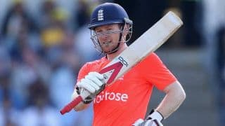 Morgan hails England for winning one-off T20