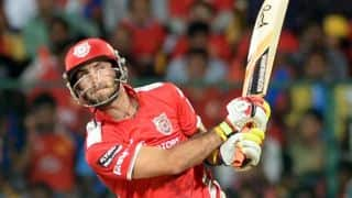 KXIP beat Hobart Hurricanes by five wickets