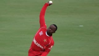 ICC: Prosper Utseya can bowl slow-medium