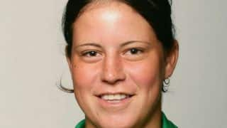 Marizanne Kapp named Women's Cricketer of the Year