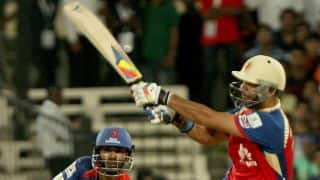 RCB owner Mallya pleased with Yuvraj's performance
