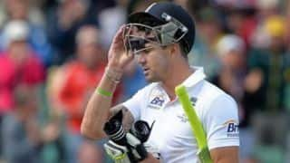 Pietersen defends batting tactics during the Ashes
