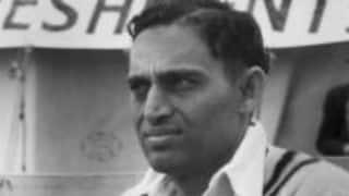 Pakistan's first ever Test match