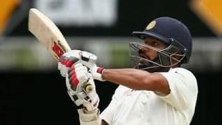 Ind vs Aus: Dhawan should have gone out to bat